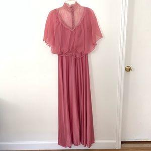 VTG 1970s gown! Stunning!